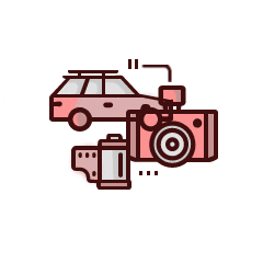 Проведение фотосессии